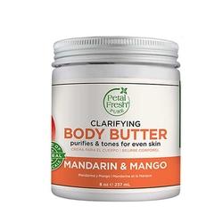Petal Fresh - Petal Fresh Pure Mandarin Mango Body Butter Nourishing With Vitamin 237 ml