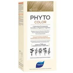 Phyto Saç Bakım - Phyto Phytocolor Bitkisel Saç Boyası 10 - Çok Açık Sarı Yeni Formül