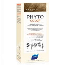 Phyto Saç Bakım - Phyto Phytocolor Bitkisel Saç Boyası 8.3 Sarı Dore Yeni Formül
