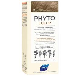 Phyto Saç Bakım - Phyto Phytocolor Bitkisel Saç Boyası 9.8 - Açık Sarı Bej Yeni Formül