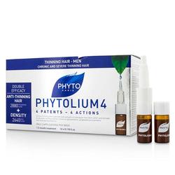 Phyto Saç Bakım - Phyto Phytolium 4 Erkek Tipi Saç Dökülmesine Karşı Etkili Serum 12x3.5ml