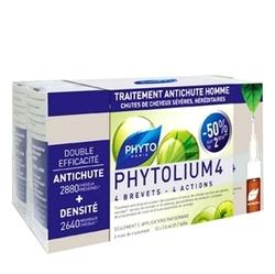 Phyto Saç Bakım - Phyto Phytolium4 Choroniz Thinning Hair Treatment 12x3.5ml / 2.si %50 İNDİRİMLİ
