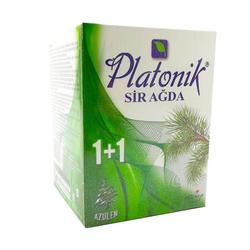 Platonik - Platonik Bitkisel Sir Ağda 1+1 Azulen 120gr+70gr
