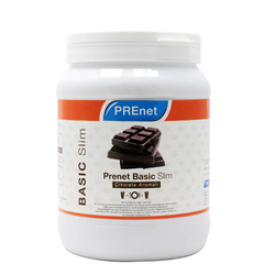 Prenet - Prenet Basic Slim Çikolata Aromalı Takviye Edici Gıda 450 gr.