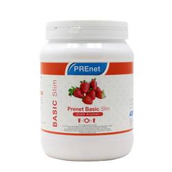 Prenet - Prenet Basic Slim Çilek Aromalı Takviye Edici Gıda 450 gr.