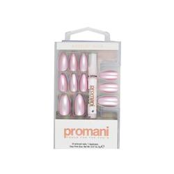 Promani - Promani Pearl Pink Takma Tırnak Kiti