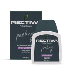 Rectiwa - Rectiwa Effective Cleaning Peeling Shampoo 300ml