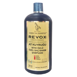 Revox - Revox Saç Dökülmesine Karşı At Kuyruğu Şampuanı 750ml