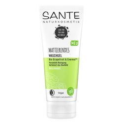 Sante - Sante Matlaştırıcı Yüz Temizleme Jeli 100 ml
