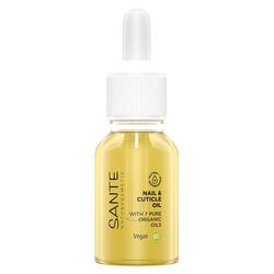 Sante - Sante Tırnak ve Kütikül Yağı 7 Farklı Organik Yağ ve E Vitamini 15 ml