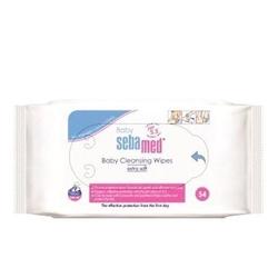 Sebamed - Sebamed Baby Cleansing Wipes 54Adet