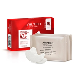 Shiseido - Shiseido Benefiance Wrinkle Resist 24 Eye Mask Trio