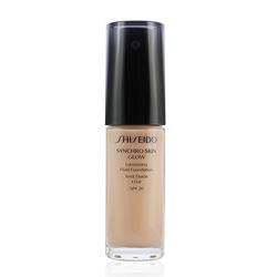 Shiseido - Shiseido Synchro Skin Luminizing Sıvı Fondöten Spf 20 30 ml - 02 Neutral