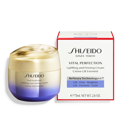 Shiseido - Shiseido Vital Perfection Firming Cream 75 ml