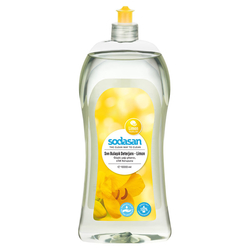 Sodasan - Sodasan Elde Bulaşık Deterjanı - Limon 1000 ml
