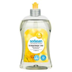 Sodasan - Sodasan Elde Bulaşık Deterjanı - Limon 500 ml
