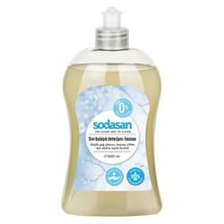 Sodasan - Sodasan Elde Bulaşık Deterjanı - Sensitive (Hassas) 500 ml