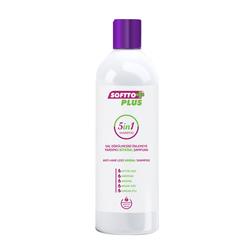 Softto - Softto Plus 5 in 1 Saç Şampuanı 360 ml