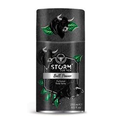 Storm - Storm For Men Bull Power Parfüm Deodorant 250 ml