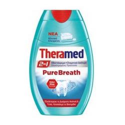 Theramed - Theramed 2in1 Pure Breath Diş Macunu 75 ml