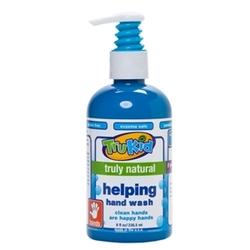 Trukid - Trukid Helping Hand Wash - Çocuklar için Organik İçerikli Tamamen Doğal El Sabunu 236 ml