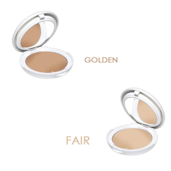 Uriage - Uriage Bariesun Mineral Cream SPF 50 Tinted Compact Pudra 10 gr