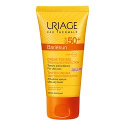 Uriage - Uriage Bariesun SPF 50+ Renkli Güneş Koruyucu Krem 50 ml - Fair