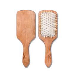 Via Veta - Via Veta Dişli Beyaz Saç Fırçası | Küçük Boy