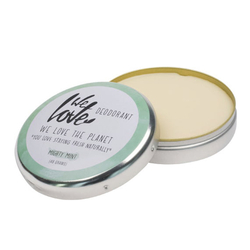 We Love The Planet - We Love The Planet Mighty Mint Deodorant Krem 48 g