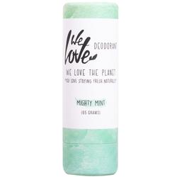 We Love The Planet - We Love The Planet Mighty Mint Güçlü Nane Stick Deodorant 65 gr