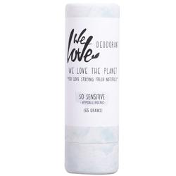 We Love The Planet - We Love The Planet So Sensitive Hassas-Yumuşak Stick Deodorant 65 gr