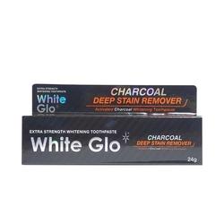 White Glo - White Glo Aktif Kömürlü Diş Macunu 24gr