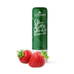 Yeşilmarka - Yeşilmarka Doğal Dudak Balmı 4,15 gr - Çilek