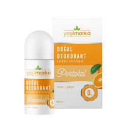 Yeşilmarka - Yeşilmarka Doğal Portakal Kokulu Deodorant 50 ml