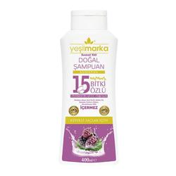 Yeşilmarka - Yeşilmarka Doğal Şampuan 400 ml - Kepekli Saçlar
