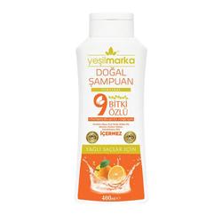Yeşilmarka - Yeşilmarka Doğal Şampuan 400 ml - Yağlı Saçlar için