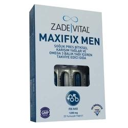 Zade Vital - Zade Vital Maxifix Men 20 Kapsül