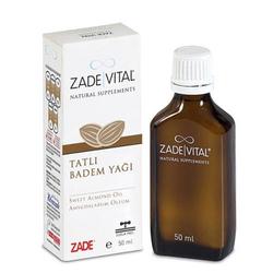 Zade Vital - Zade Vital Sweet Almond Oil 50 ml