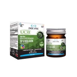 Zade Vital - Zade Vital Tip 2 Collagen Takviye Edici Gıda 30 Kapsül